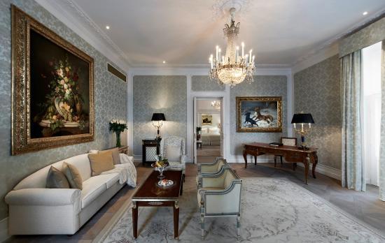 Hotel Sacher Wien: Two Bedroom Suite Idomeneo Lucio Silla II