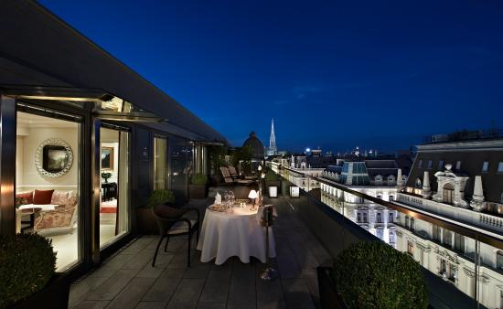 Hotel Sacher Wien: Presidential 1 Bedroom Suite Pelleas et Melisande