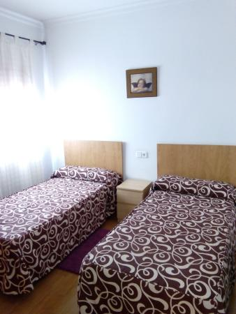 Las Cabezas de San-Juan, Spanien: Habitacion doble apartamento