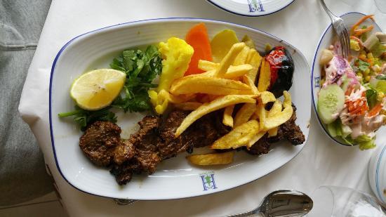 Sari, Iran: Kabab Torsh :)
