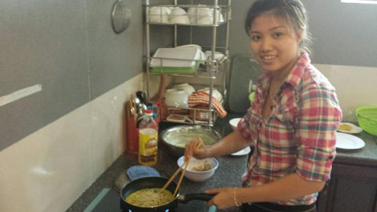 Dreams Hotel Danang: Friendly staff
