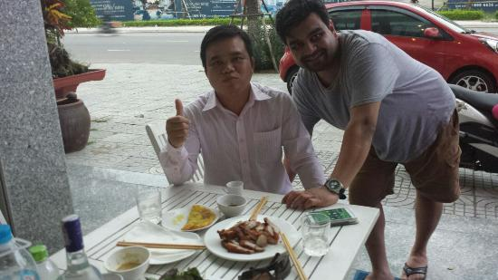 Dreams Hotel Danang: Humble and always smiling people