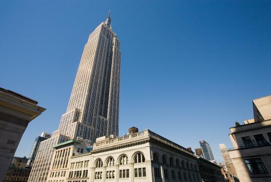 U Hotel Fifth Avenue: Daytime Views