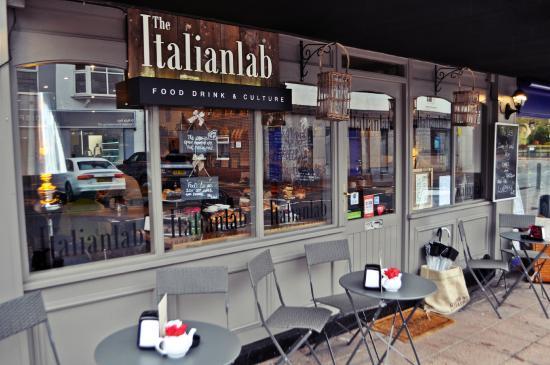 Italian Restaurant Heald Green
