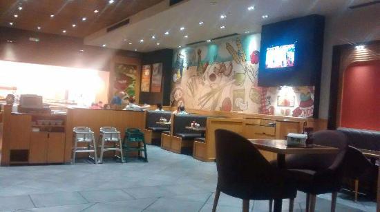 Zaatar W Ziet: ZWZ in Abu Dhabi Mall