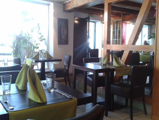 Magret de canard au foie gras photo de la table d - Restaurant la table de l ill illkirch ...