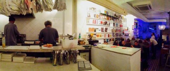 Slaughterhouse Food&Books