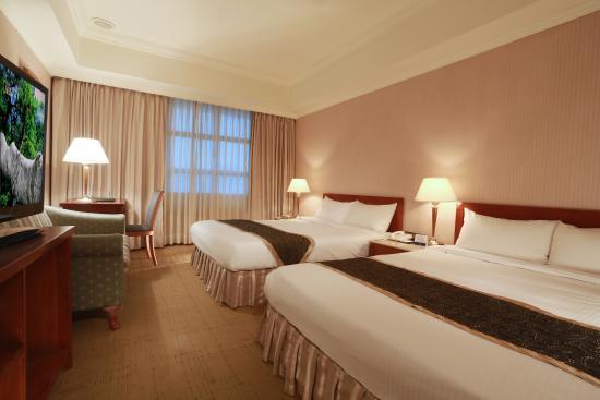 Grand Boss Hotel: Family Room