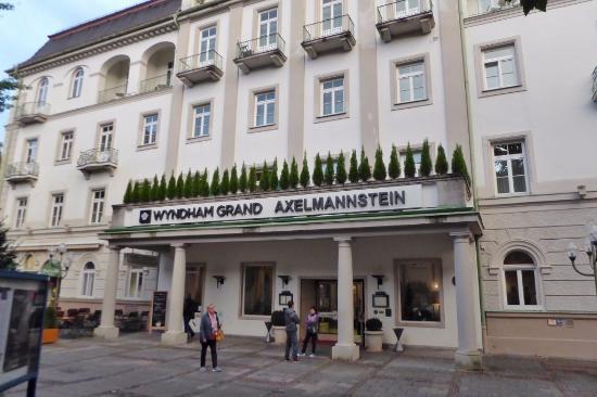 Bad Reichenhall Grand Hotel