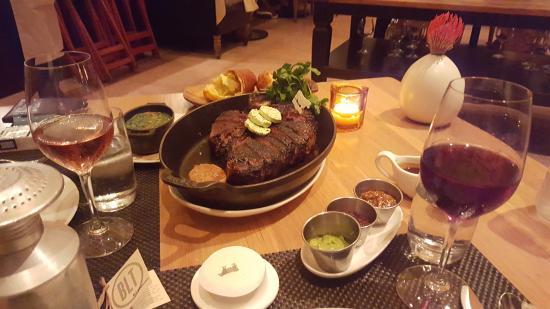 BLT Steak Miami: Excelente