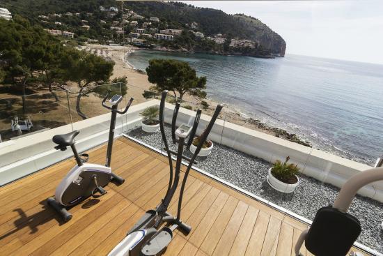 Mel Beach Hotel & Spa: GYM