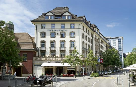 Photo of Hotel Glockenhof Zürich