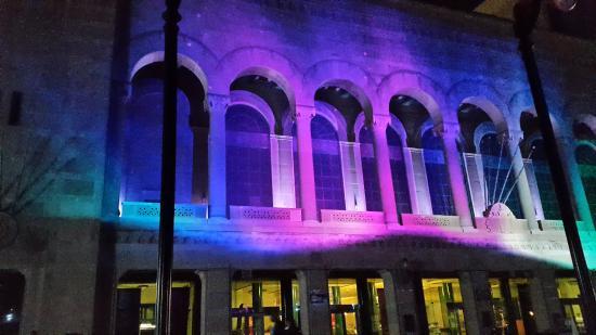 3D Light Show 3d light show - picture of ac 3-d light show, atlantic city