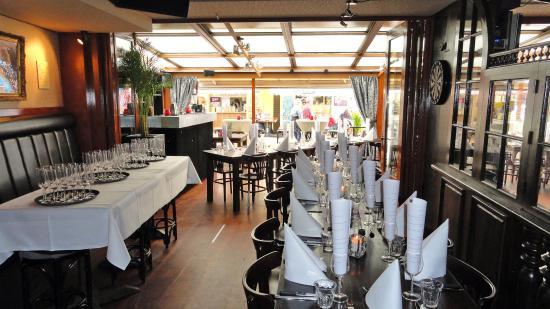 Restaurant Sjans