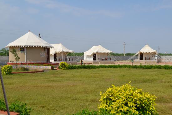 Kutch Resort: View