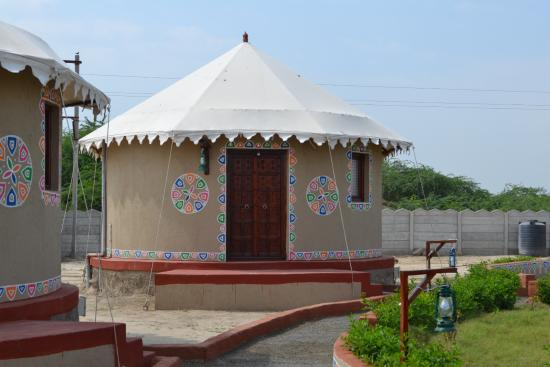 Kutch Resort: Bhunga