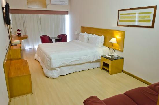 South American Copacabana Hotel: Quarto