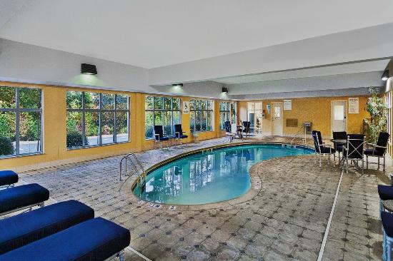 Holiday Inn Express Hotel Suites Concord Indoor Heated Pool