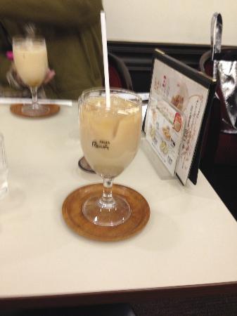 Cafe Renoir Kawasaki Ginryugai