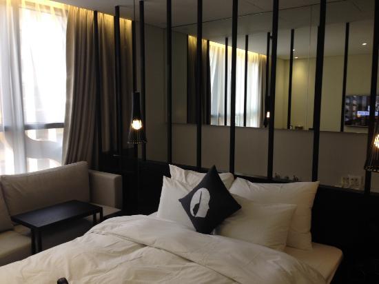 Designers suite for Wuppertal design hotel