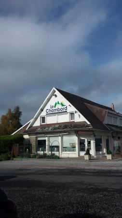 Le Chambord restaurant