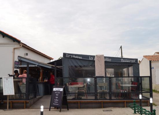 La Pigouille - Bar a Huitres : La Pigouille
