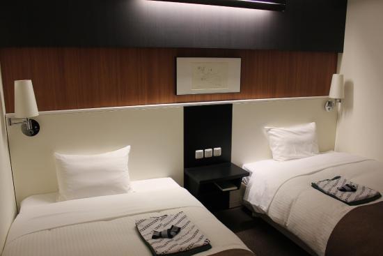 Wakkanai Grand Hotel: 客室