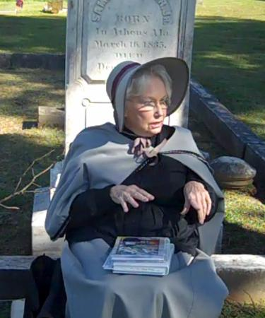 Athens Visitors Center: Athens Cemetery Stroll