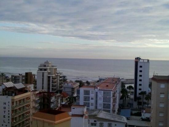 Biarritz Hotel: Vistas