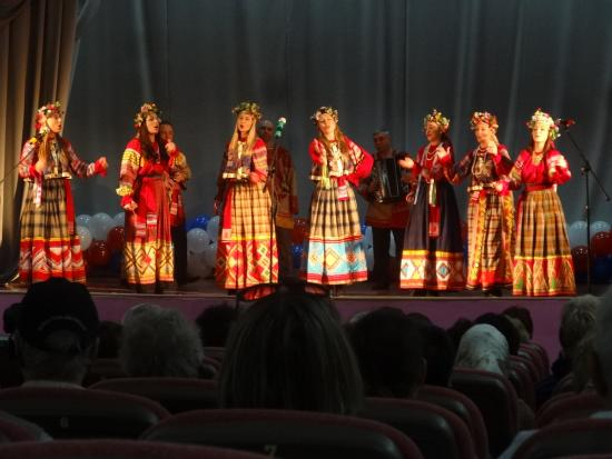 Far Eastern District, Russland: TRADITIONAL SHOW
