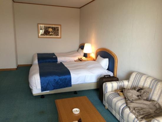 Hotel Passage Kinkai: 部屋