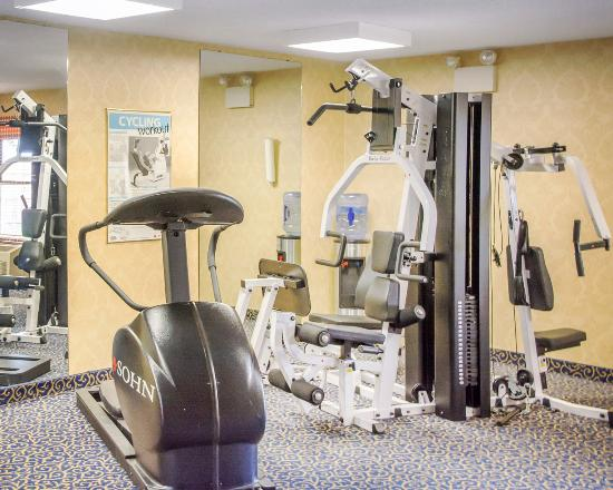 Piketon, OH: Fitness center