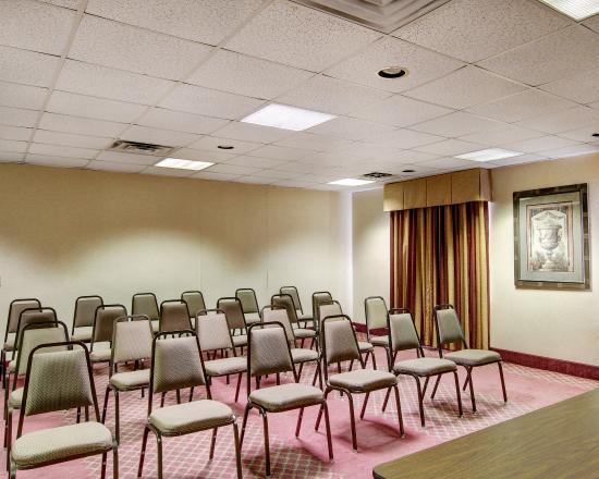 Cleburne, تكساس: Meeting room