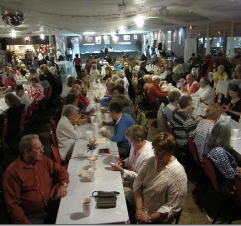 Athens Visitors Center: Senior Lunch Matinee at Yesterdays Event Center in Athens