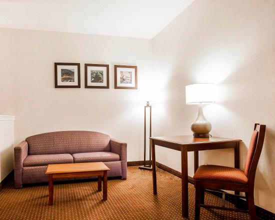 Kingdom City, MO: Guest Room