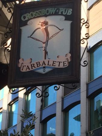Pub L'arbalete