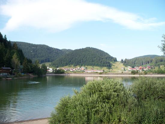 Dedinky, Slovakia: a beautiful day in paradise