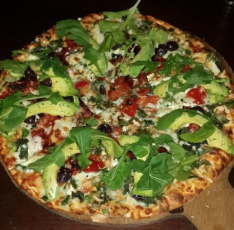 Portico Restaurant : Best pizza in the Southern hemisphere