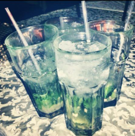 Portico Restaurant : BEST MOJITOS IN THE WORLD!