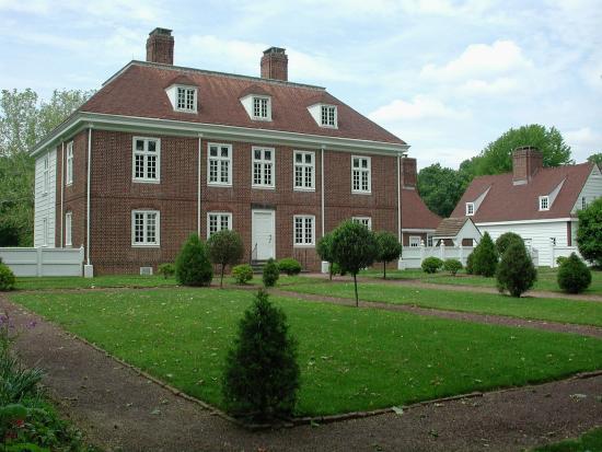 Trevose, Πενσυλβάνια: Pennsbury Manor - William Penn's Historic Summer Home