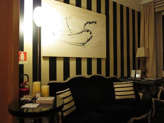 Casa Montani - Luxury Guest House: Le hall d'entrée