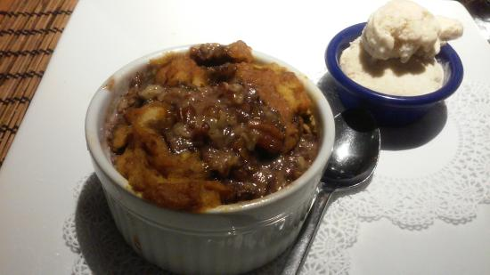 Orwigsburg, PA: Pumpkin Bread Pudding