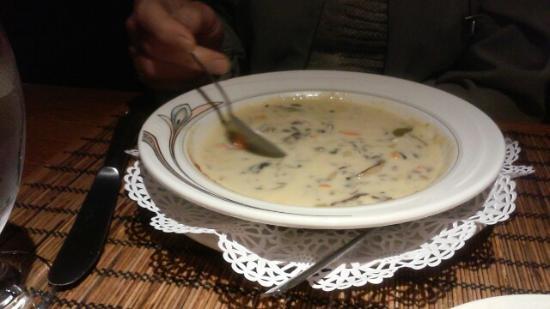 Orwigsburg, Πενσυλβάνια: Mushroom Soup