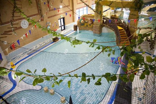 Burgess Hill, UK: Leisure Pool