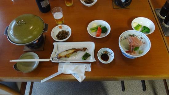 Shiga Lake Hotel: 夕食