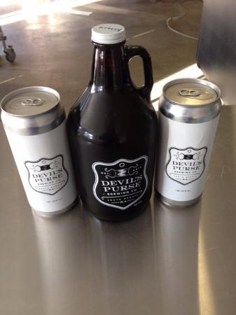 Devil's Purse Brewing Co