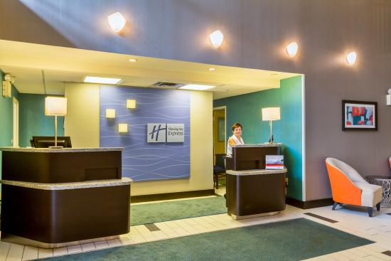 Westampton, Νιού Τζέρσεϊ: Newly Renovated Front Desk