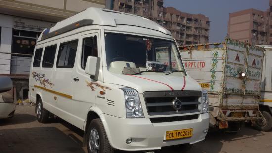 Delhi Taxi Hire