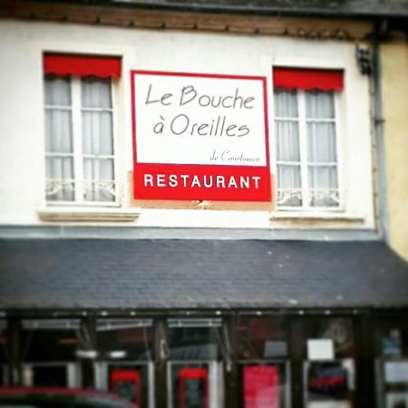 Courtomer, França: Aussi beau que bon. Voici notre dernier repas pour moins de 20 € ! ...