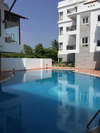 Resort View Picture Of Apoorva Resorts Davangere Tripadvisor